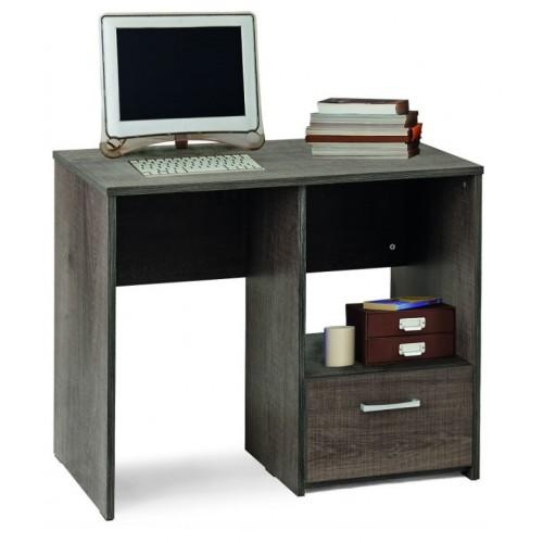 Γραφείο με 1 Συρτάρι 1 Ράφι