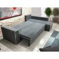 Καναπές Γωνία με Κρεβάτι και Αποθηκευτικό Χώρο