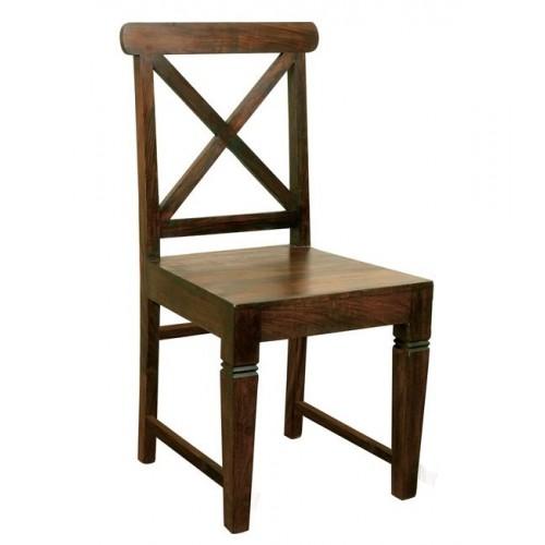 Καρέκλα Ξύλινη Καρυδί