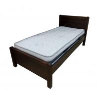 Κρεβάτι Ξύλινο Οξιά
