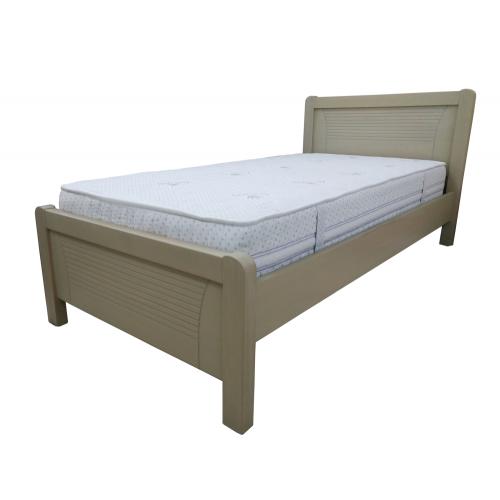 Κρεβάτι Ξύλινο Οξυά