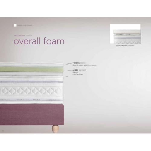 Ανώστρωμα Overall Foam
