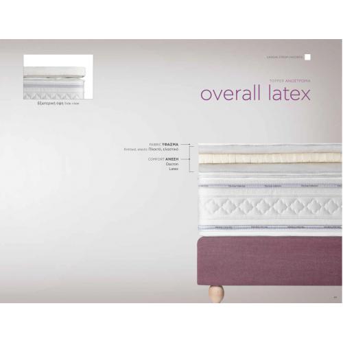 Ανώστρωμα Overall Latex
