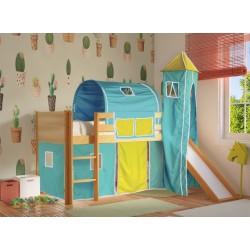 Παιδικά Κρεβάτια με Πανί