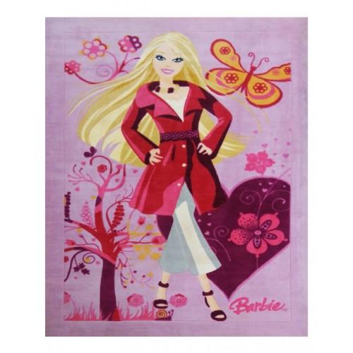 Χαλί Barbie